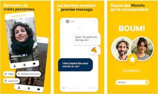 Bumble - Rencontres et ami‪s android