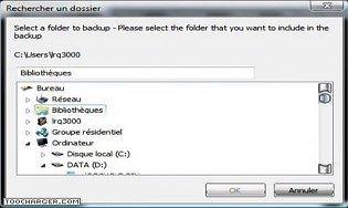Directory backup-samba