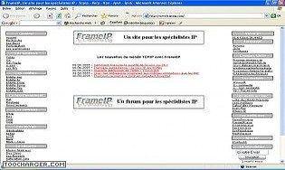 FrameIP.com : pour les spécialistes IP
