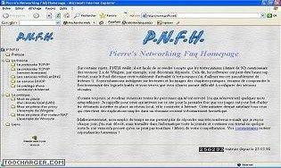 Pierre's Networking FAQ Homepage
