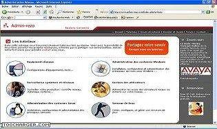 Admin-Rezo : administration des réseaux