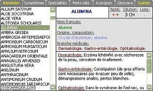 Guide Informatique de l'Homéopathie