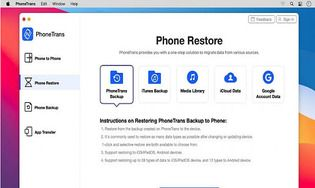 PhoneTrans(Mac)