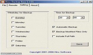 Backup Easy