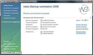 natso Backup Server