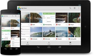 Google Drive pour Android