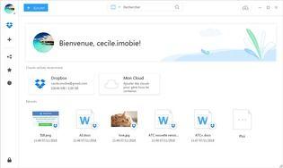 AnyTrans pour Cloud (pour Mac)