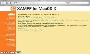 XAMPP Mac