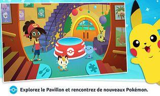 Pavillon Pokémon Android