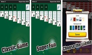 Solitaire Free Classic Klondike Game
