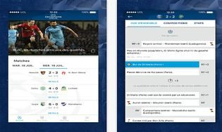 UEFA Champions League Android