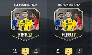 FIFA 17 Companion Web App