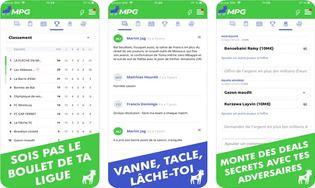 MPG Football iOS