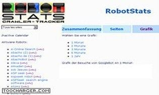 RobotStats