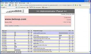 ezBOO WebStats