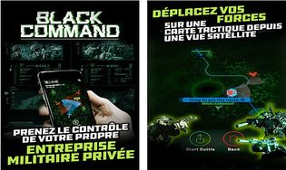 Black Command Android