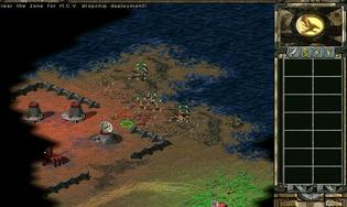 Command and Conquer Soleil de Tiberium