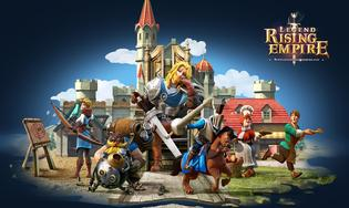 Legend: Rising Empire Android