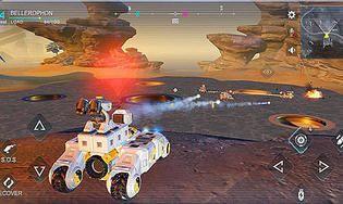 Astracraft (Rover Rage) IOS