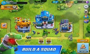 Rush Wars Android