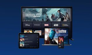 Disney+ Android TV