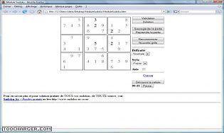 Sudoku As – Puzzles et Solution