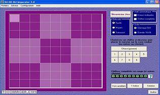 Sudoku Imperator