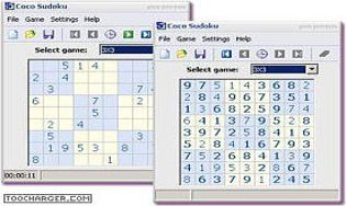 Coco Sudoku