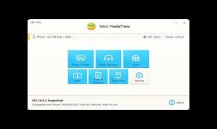WinX MediaTrans 3.0