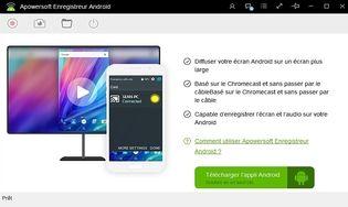 Enregistrer l'écran Android - Enregistreur Android