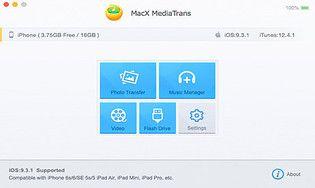 MacX MediaTrans 3.5