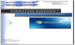 Windows 7 - initiation