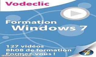 Cours vidéos sur Windows 7