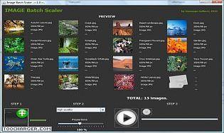 Image Batch Scaler