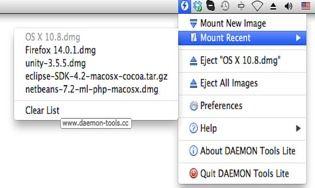 Daemon Tools Pour Mac