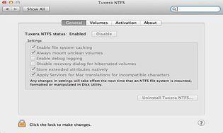 Tuxera NTFS for Mac 2019