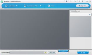 Free HD Video Converter Factory