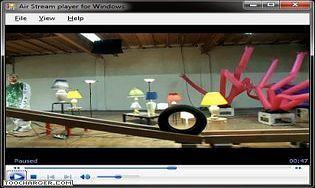 Air Stream Media Player