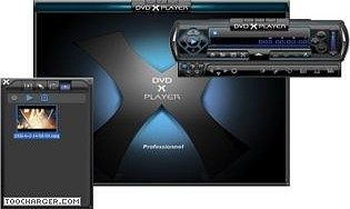 DVD X Player Professionnel