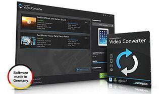 Ashampoo Video Converter