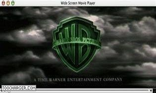 Wide Screen Movie Player