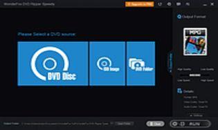 WonderFox Free DVD Ripper Speed 12.0