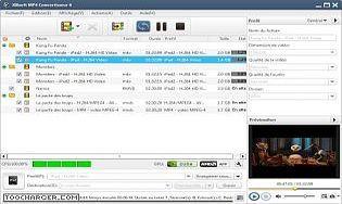 Xilisoft MP4 Convertisseur