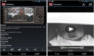 VidTrim - Video Editor Android