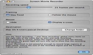 Screen Movie Recorder