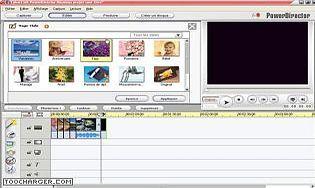 PowerDVD Montage Video