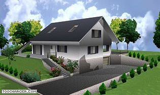 Architecte 3d silver for Logiciel creation maison 3d