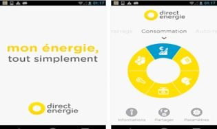 Direct Energie Android