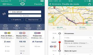 RATP iOS