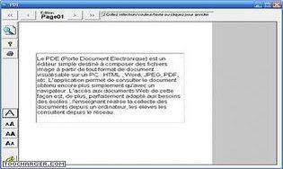 Porte Document Electronique